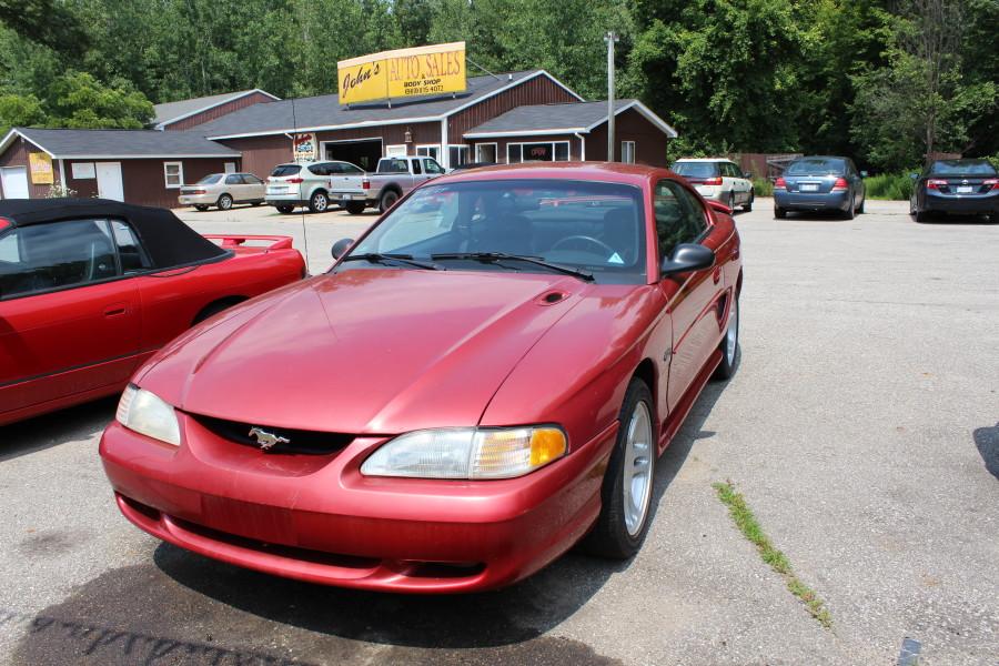 1996 Mustang Image